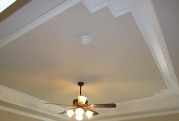 Подвесной потолок для зала