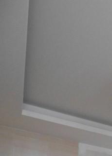 выравнивание потолка в ванной