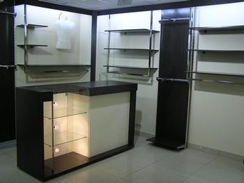 отделка магазинов