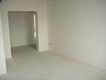 Черновая отделка зала