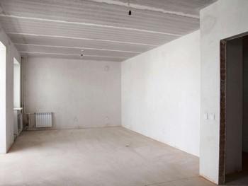 Черновая отделка комнат