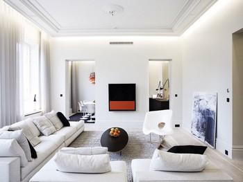 дизайнерский ремонт квартир под ключ