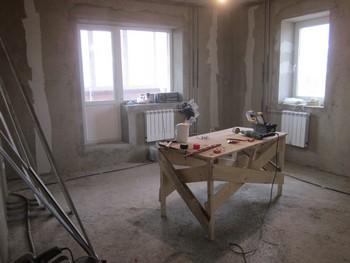 Очистка квартиры перед ремонтом