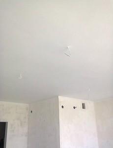 Штукатурка потолка в квартире