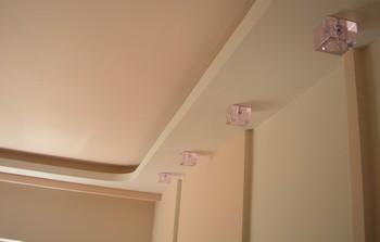 Малярные работы на потолке