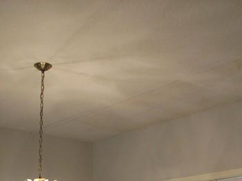 Шпаклевка бетонного потолка