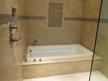 косметический ремонт ванны