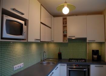 капитальный ремонт на кухне